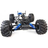 BUNDLE SPECIAL - CONQUISTADOR NITRO RC MONSTER TRUCK WITH FREE FUEL AND STARTER SET!